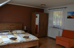 Hnedý apartmán
